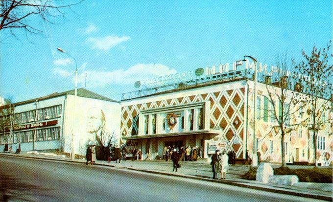 На месте бывшего кинотеатра «Мир» будет музей истории города