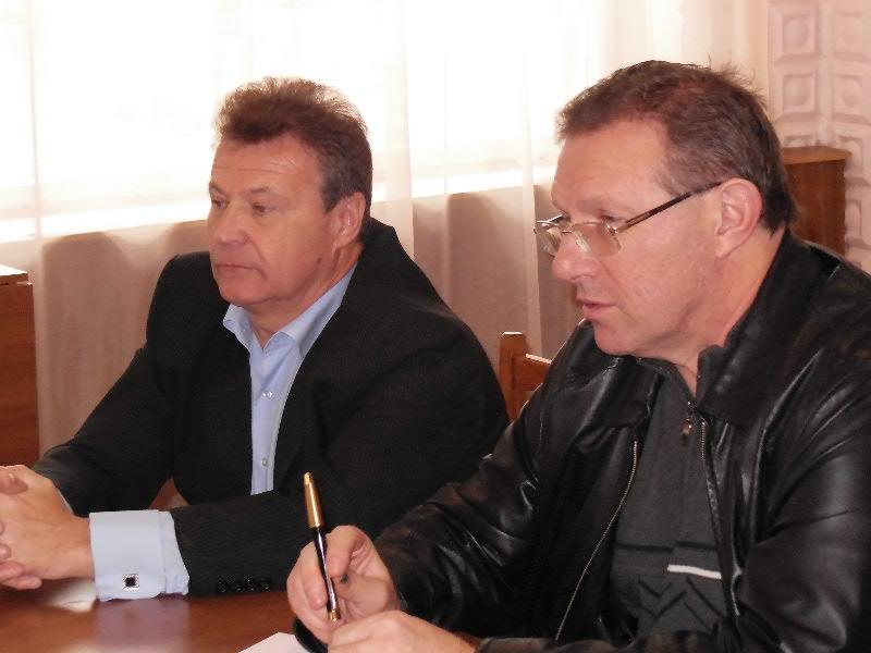 Константин Негурица: «Мне нравится позиция властей Краснозаводска»