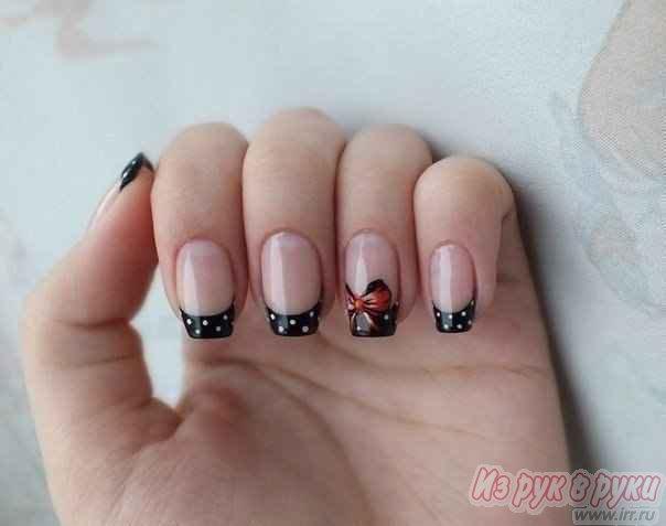 Фото ногти нарощенные короткие квадратные