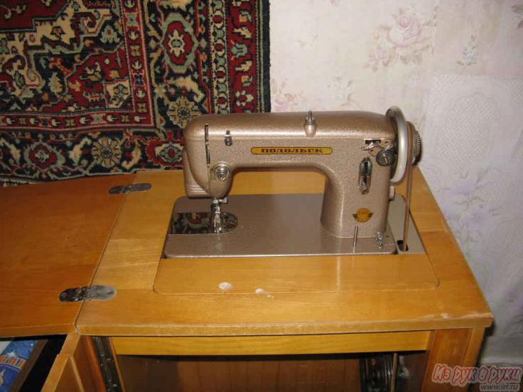 Швейная машина подольская инструкция