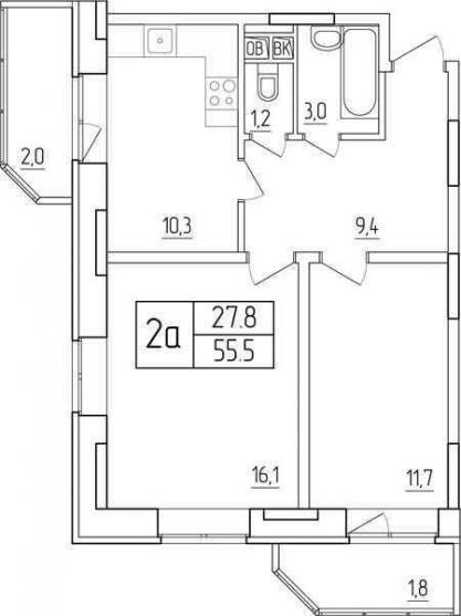 Новостройки пр красной армии 251 планировки квартир