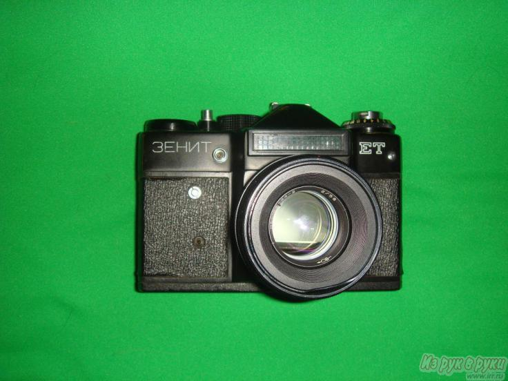 Цифровой фотоаппарат из зенита своими руками 41