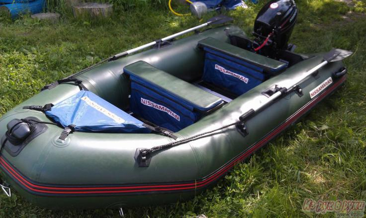 лодка пвх ниссамаран 320 характеристики