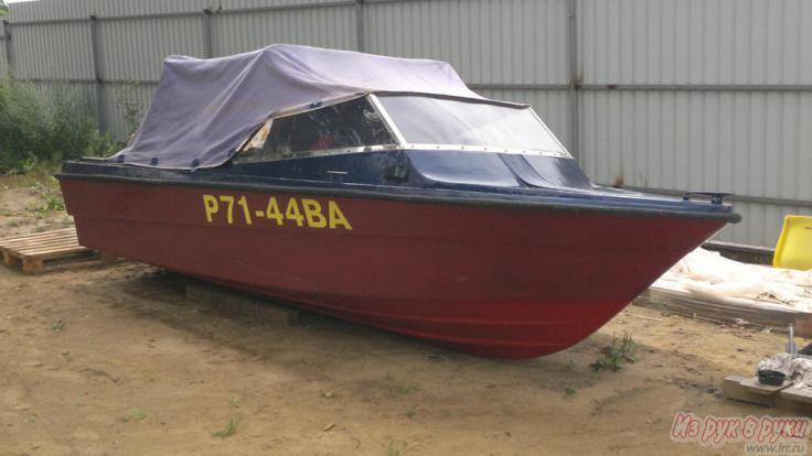 лодка темп мотор