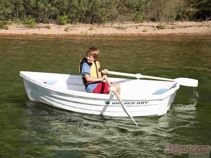 лодки полипропиленовые или пластиковые