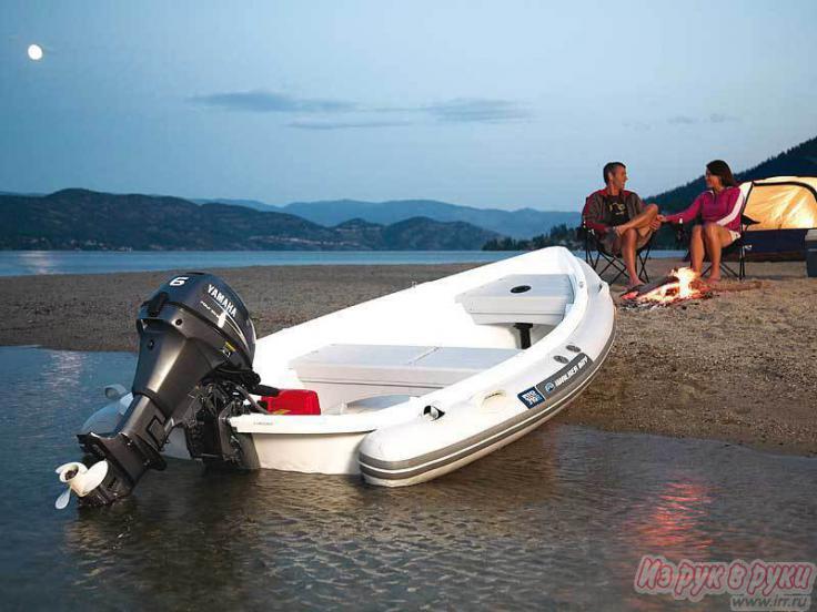 какой мотор для 4 х местной лодки