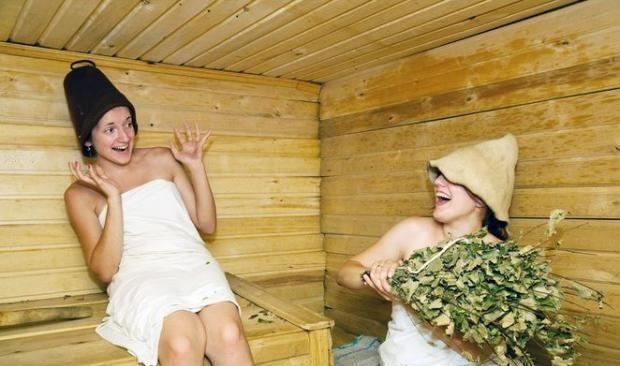 Девушки фото красивые в бани