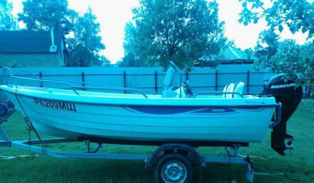 лодка нордик в москве