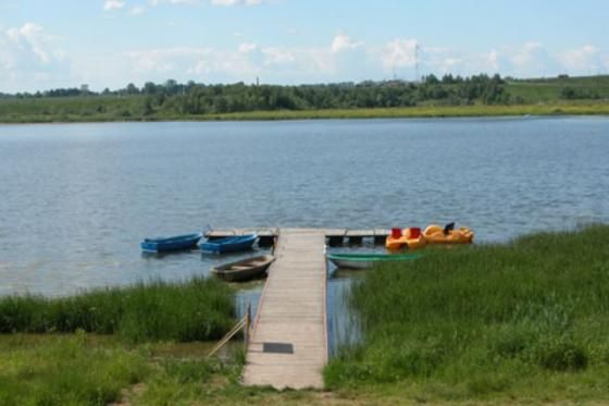 ловить на озере торбеевском