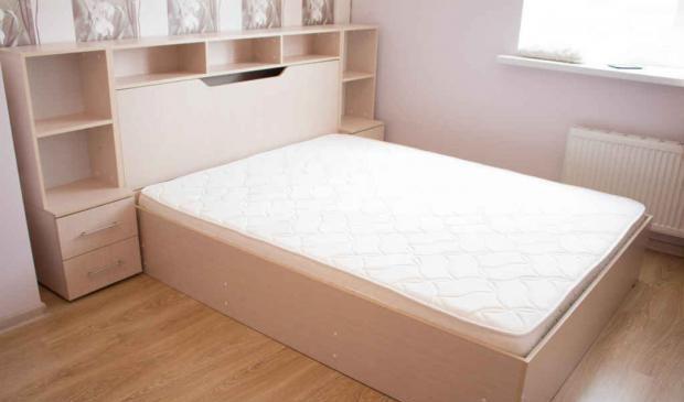 кровать оптима много мебели фото