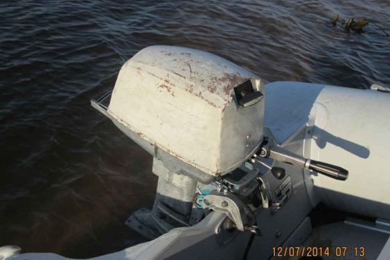 моторы для надувных лодок в крыму