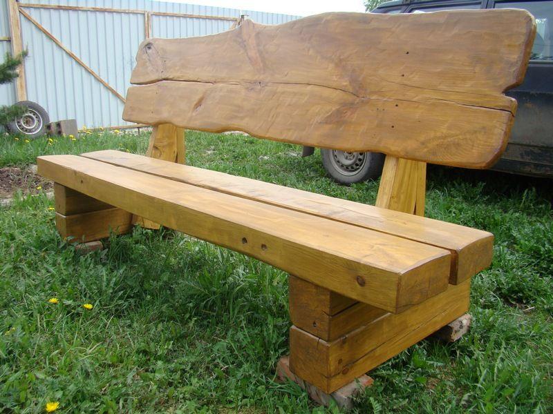 Мебель на дачу своими руками из досок 70